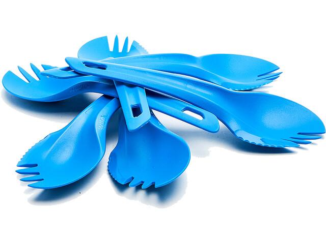Wildo Set Tenedores, light blue